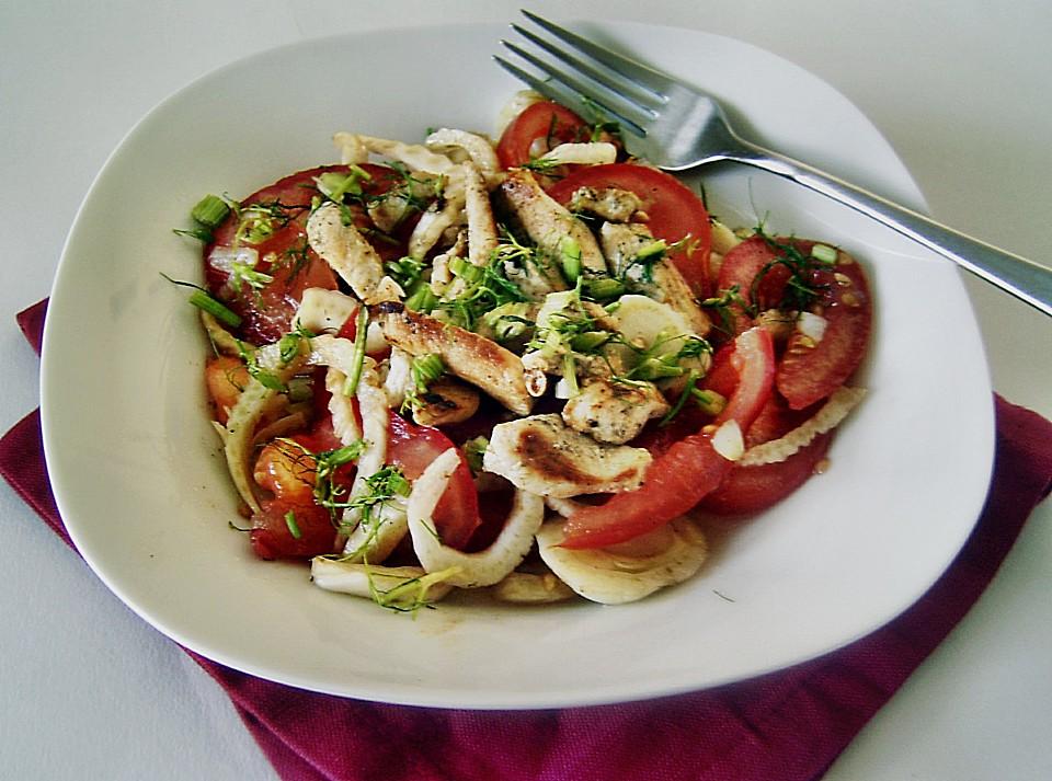 fenchel tomaten salat rezept mit bild von pralinchen. Black Bedroom Furniture Sets. Home Design Ideas