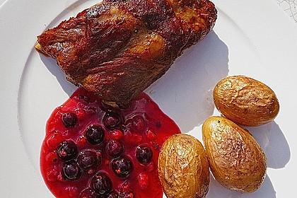Johannisbeer - Chilisauce