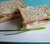 Schinken - Sandwich