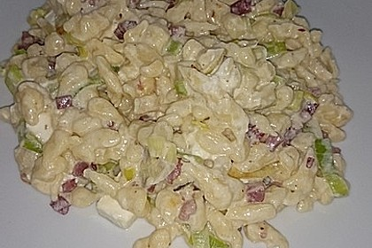 Speck - Lauch - Käsespätzle 2