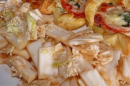 Chinakohlsalat pikant 1