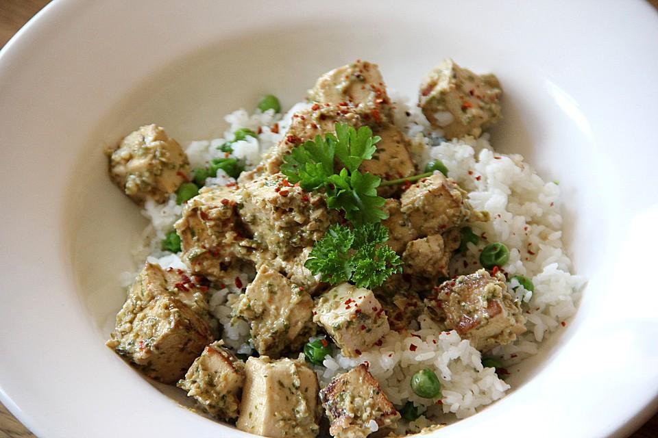 Thai Curry Tofu Recipe — Dishmaps