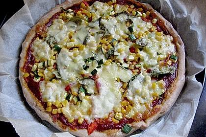 Original Pizzateig 22