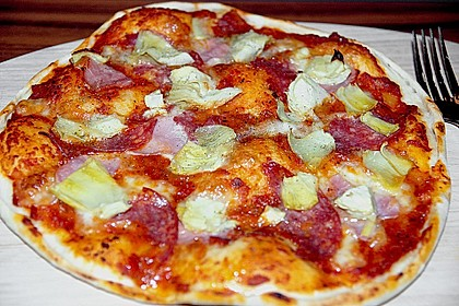 Original Pizzateig 8