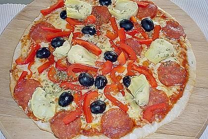 Original Pizzateig 23