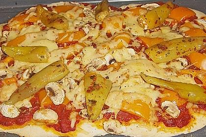 Original Pizzateig 9