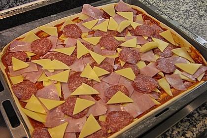 Original Pizzateig 81