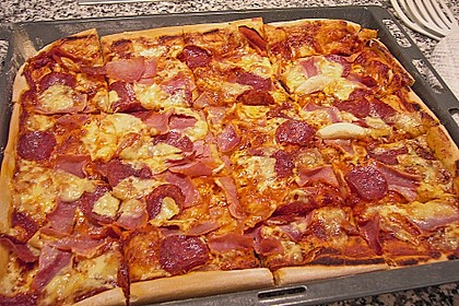 Original Pizzateig 59