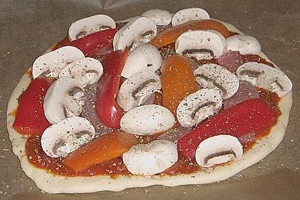 Original Pizzateig 89