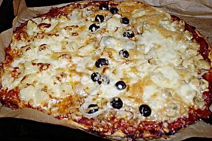 Original Pizzateig 105