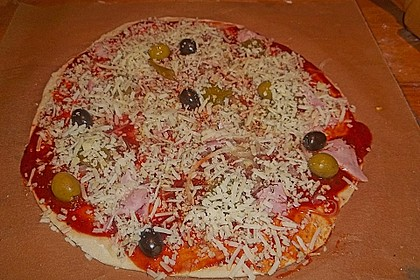 Original Pizzateig 88