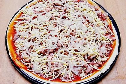 Original Pizzateig 55