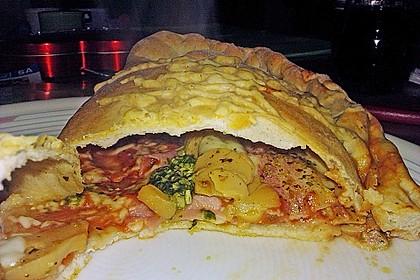 Original Pizzateig 7