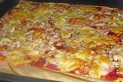 Original Pizzateig 21