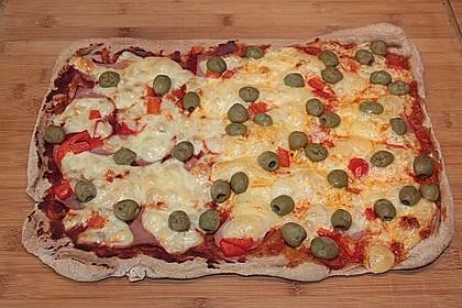 Original Pizzateig 29