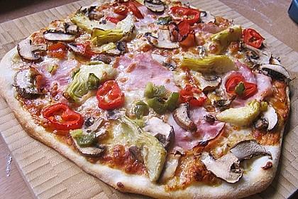 Original Pizzateig 16