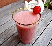 Erdbeer - Vanilledrink