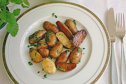 Bratkartoffeln mit Marsala