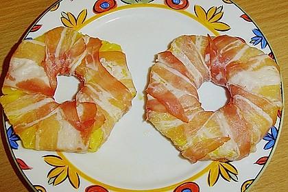 Ananas - Speck - Ringe 26