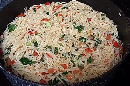 Spaghetti Aglio e Olio 5