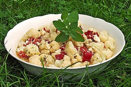 Blumenkohlsalat Napolitana 1