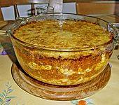 Lasagne mit Bandnudeln (Bild)