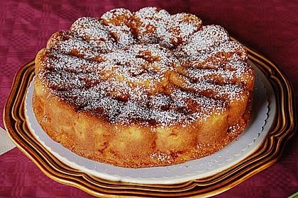 Irischer Apfelkuchen 1