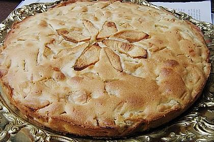 Irischer Apfelkuchen 3