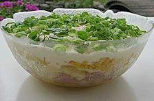 Schichtsalat - schneller