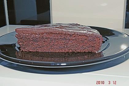 Devil's Food Cake 9