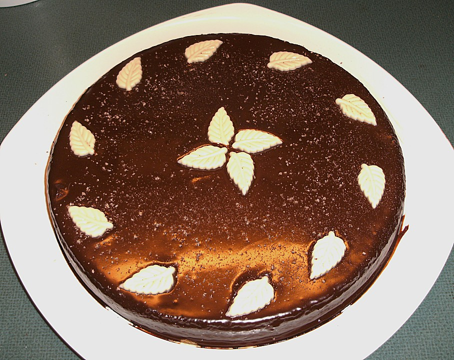 Devil's Food Cake (Rezept mit Bild) von imbieras   Chefkoch.de