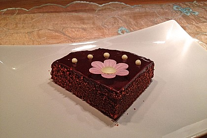Devil's Food Cake 16