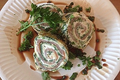 Lachs-Spinat-Rolle 18