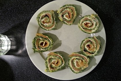 Lachs-Spinat-Rolle 59