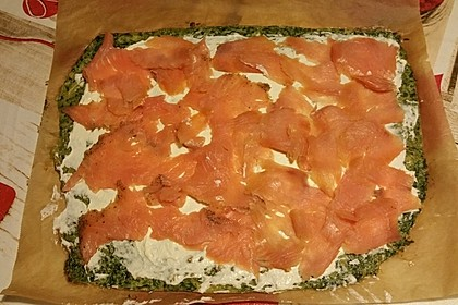Lachs-Spinat-Rolle 123