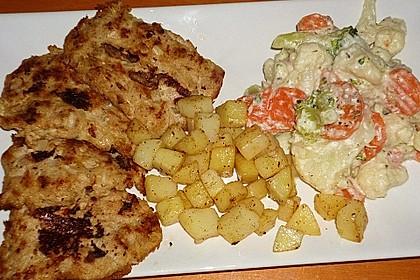Thunfisch - Frikadellen 21