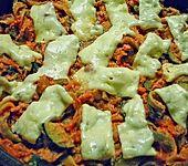 Schinkennudeln mit Zucchini (Bild)