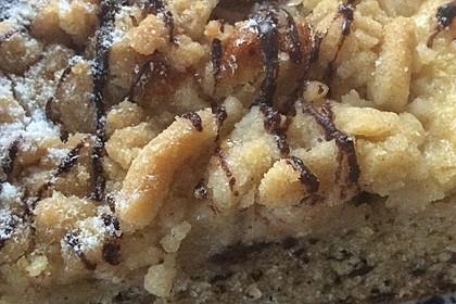 Schoko - Birnen - Kuchen 1