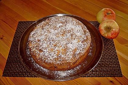 Schwäbische Apfeltorte 1
