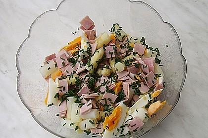 Chefkoch spargelsalat mit ei dressing