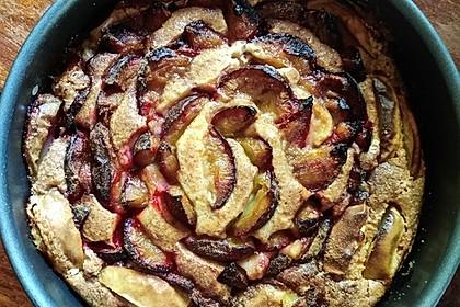 Apfel - Frischkäse - Rührkuchen 42