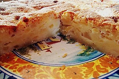 Apfel - Frischkäse - Rührkuchen 54