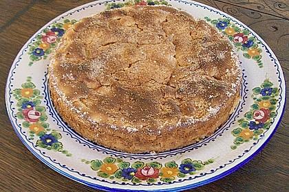 Apfel - Frischkäse - Rührkuchen 53