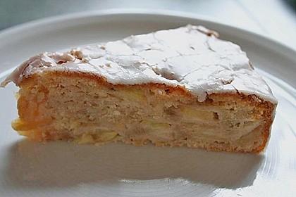 Apfel - Frischkäse - Rührkuchen 38