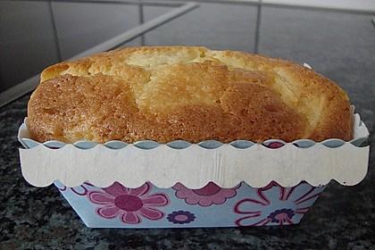 Apfel - Frischkäse - Rührkuchen 18