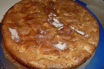 Apfel - Frischkäse - Rührkuchen 28