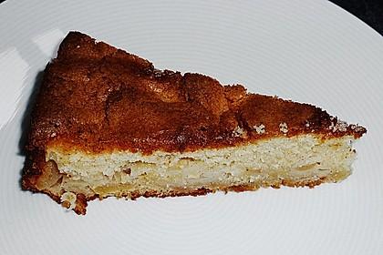 Apfel - Frischkäse - Rührkuchen 43