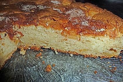 Apfel - Frischkäse - Rührkuchen 37