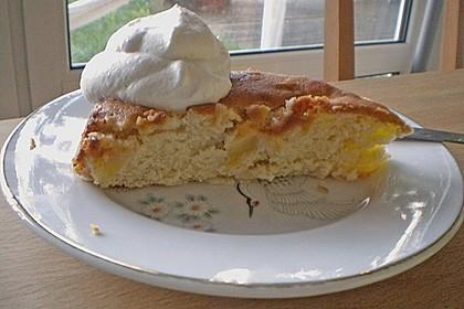 Apfel - Frischkäse - Rührkuchen 56