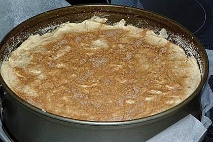 Apfel - Frischkäse - Rührkuchen 61